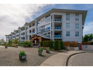 """Photo 2: 102 4500 WESTWATER Drive in Richmond: Steveston South Condo for sale in """"COPPER SKY WEST"""" : MLS®# R2266032"""