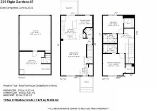 Photo 22: 229 Elgin Gardens SE in Calgary: McKenzie Towne Row/Townhouse for sale : MLS®# A1118825