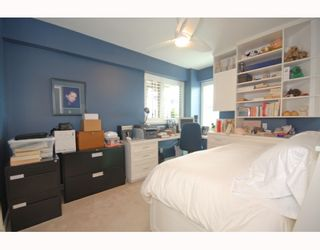 """Photo 9: 306 1600 HORNBY Street in Vancouver: False Creek North Condo for sale in """"YACHT HARBOUR POINTE"""" (Vancouver West)  : MLS®# V747558"""