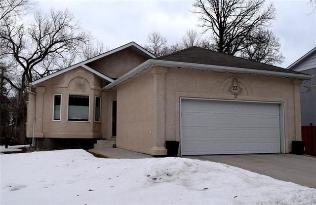 Main Photo: 23 Kenwood Place in Winnipeg: St Vital Residential for sale (2C)  : MLS®# 1906793