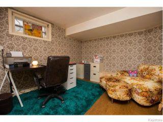 Photo 11: 325 Aldine Street in Winnipeg: Grace Hospital Residential for sale (5F)  : MLS®# 1624293