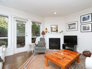 Photo 4: 7 1019 North Park St in VICTORIA: Vi Central Park Row/Townhouse for sale (Victoria)  : MLS®# 815307