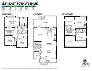 Photo 32: 581 E 30TH Avenue in Vancouver: Fraser VE House for sale (Vancouver East)  : MLS®# R2589830
