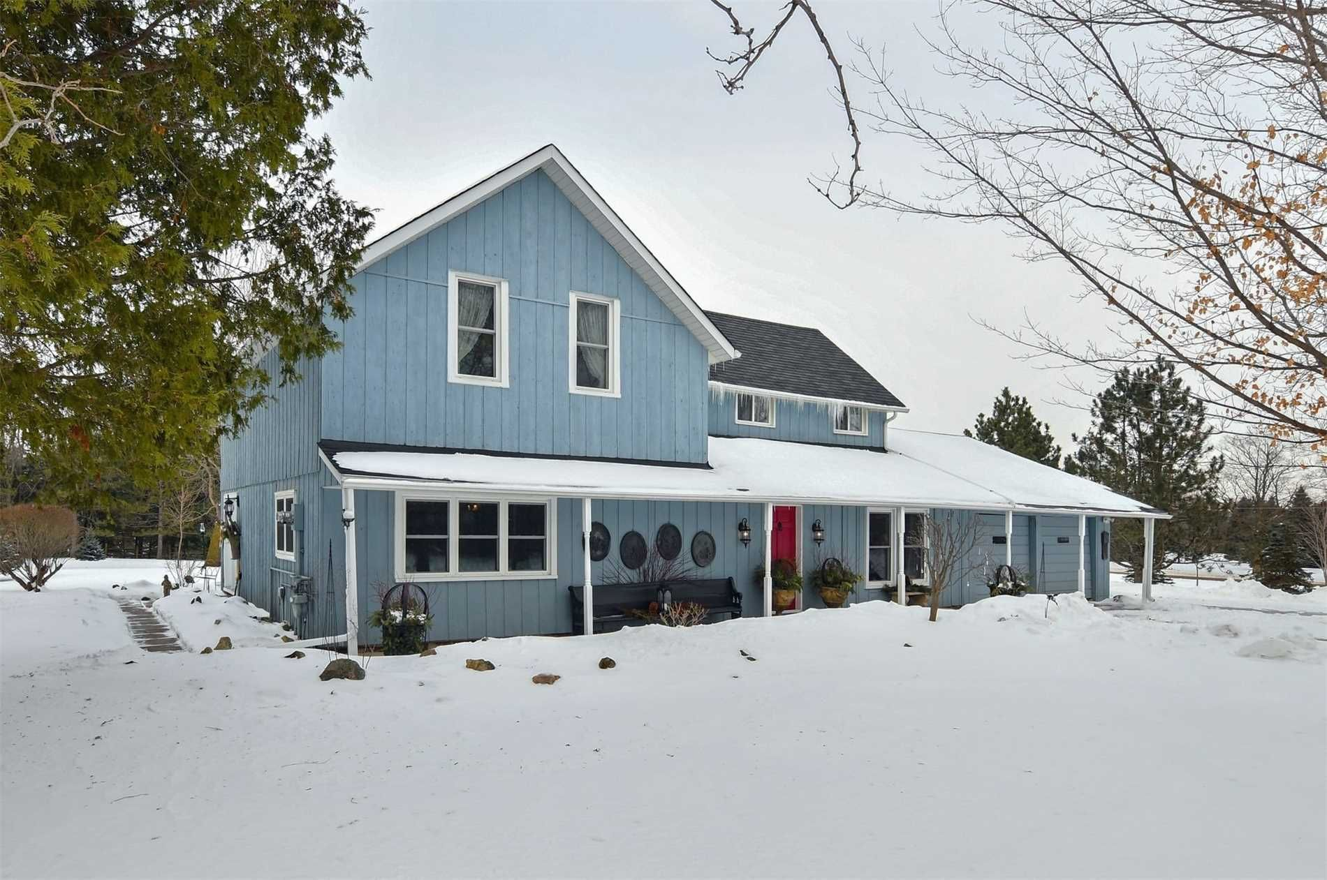 Main Photo: 248557 5 Sideroad in Mono: Rural Mono House (2-Storey) for sale : MLS®# X4362653