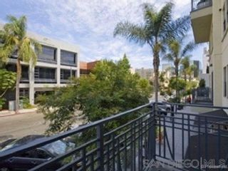 Photo 6: DOWNTOWN Townhouse for rent : 2 bedrooms : 1750 Kettner Blvd #203 in San Diego
