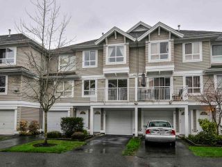 """Photo 1: 8 20890 57 Avenue in Langley: Langley City Townhouse for sale in """"ASPEN GABLES"""" : MLS®# R2323491"""