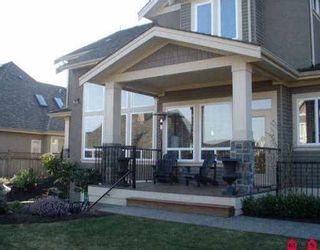 "Photo 7: 15971 HUMBERSIDE Avenue in Surrey: Morgan Creek House for sale in ""MORGAN CREEK"" (South Surrey White Rock)  : MLS®# F2805235"
