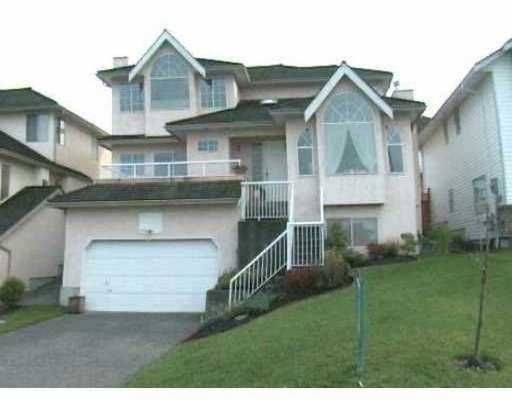 Main Photo: 1176 FLETCHER WY in Port Coquiltam: Citadel PQ House for sale (Port Coquitlam)  : MLS®# V559373
