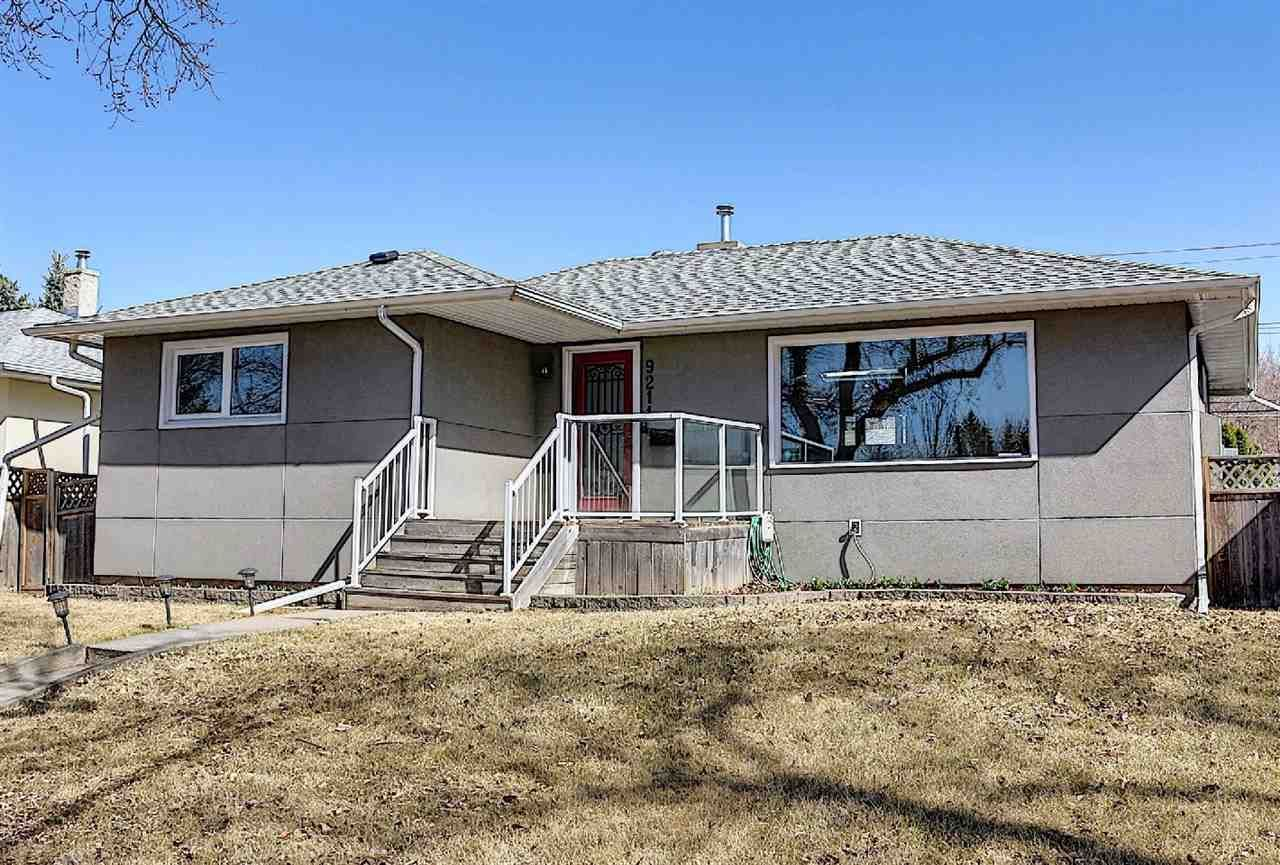 Main Photo: 9211 79 Street in Edmonton: Zone 18 House for sale : MLS®# E4238935