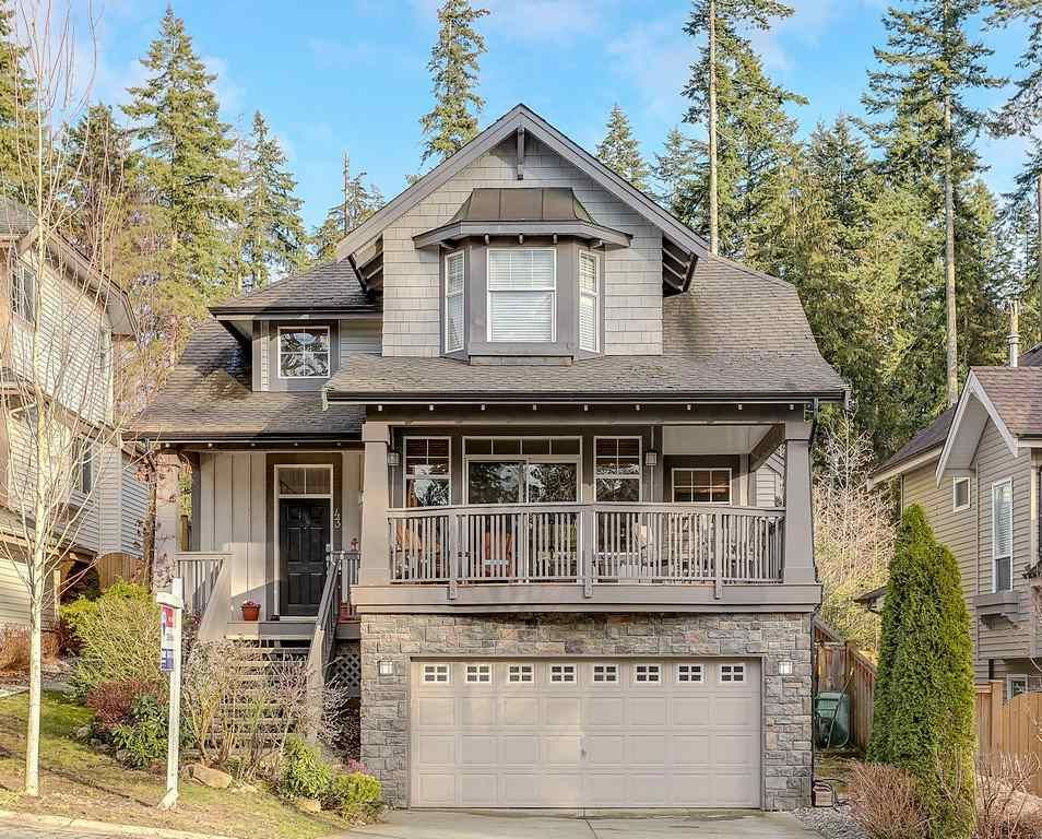 Main Photo: 43 ALDER Drive in Port Moody: Heritage Woods PM House for sale : MLS®# R2140623