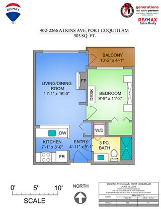 """Photo 17: 402 2266 ATKINS Avenue in Port Coquitlam: Central Pt Coquitlam Condo for sale in """"MAYFAIR TERRACE"""" : MLS®# R2585527"""