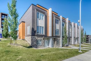 Main Photo: 243 Kincora Glen Road NW in Calgary: Kincora Row/Townhouse for sale : MLS®# A1143542