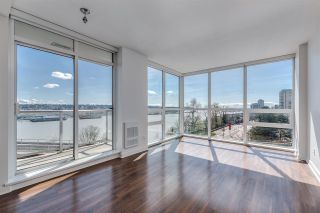 "Photo 3: 604 125 COLUMBIA Street in New Westminster: Downtown NW Condo for sale in ""NORTHBANK"" : MLS®# R2562782"