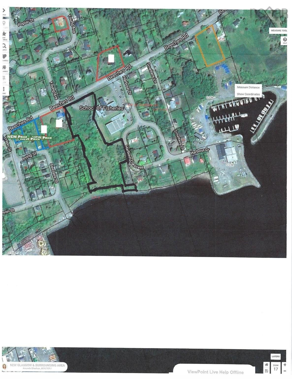 Main Photo: lot Beeches Road -Old Hospital Hill Road in Pictou: 107-Trenton,Westville,Pictou Vacant Land for sale (Northern Region)  : MLS®# 202123957