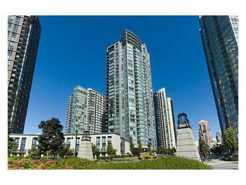 Main Photo: 706 1495 RICHARDS Street in Vancouver West: Home for sale : MLS®# V873475