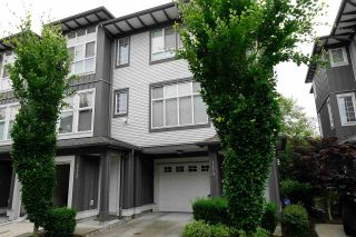 Photo 1: 113 18777 68A AVENUE in Langley: Clayton Townhouse for sale (Cloverdale)  : MLS®# R2084636