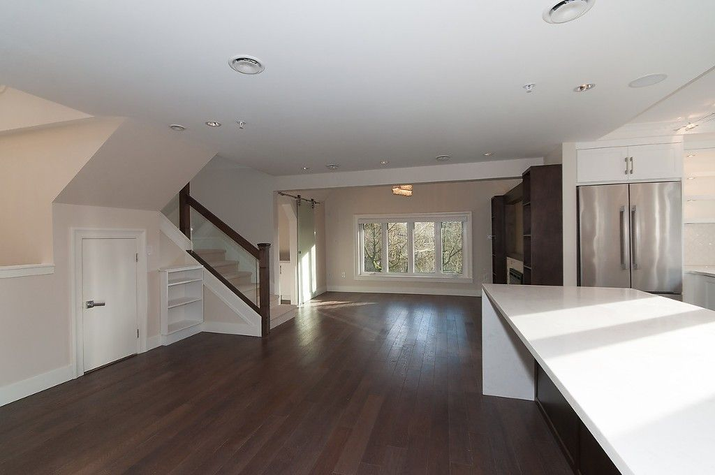 """Photo 2: Photos: 2455 W 7TH Avenue in Vancouver: Kitsilano 1/2 Duplex for sale in """"The Ghalley"""" (Vancouver West)  : MLS®# R2036781"""