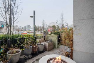"""Photo 31: 105 1678 PULLMAN PORTER Street in Vancouver: Mount Pleasant VE Townhouse for sale in """"Navio at the Creek"""" (Vancouver East)  : MLS®# R2527077"""