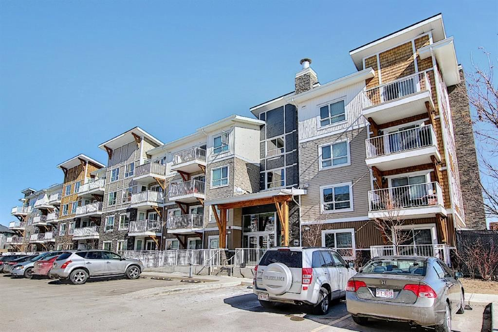 Main Photo: 6206 302 Skyview Ranch Drive NE in Calgary: Skyview Ranch Apartment for sale : MLS®# A1079908