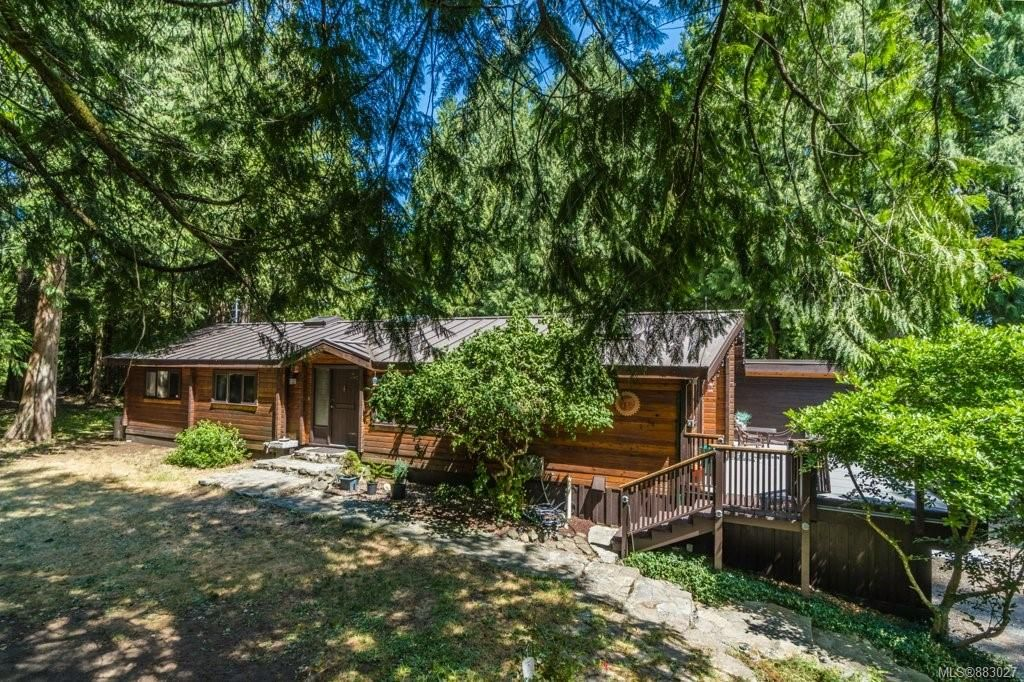 Main Photo: 6893  & 6889 Doumont Rd in Nanaimo: Na Pleasant Valley House for sale : MLS®# 883027