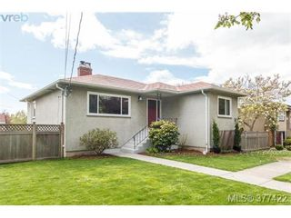 Photo 1: 1849 Gonzales Ave in VICTORIA: Vi Fairfield East House for sale (Victoria)  : MLS®# 757807
