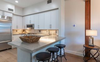 Photo 6: DOWNTOWN Condo for rent : 1 bedrooms : 500 W Harbor Dr #1705 in San Diego