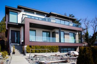 Photo 1: 13115 MARINE Drive in Surrey: Crescent Bch Ocean Pk. House for sale (South Surrey White Rock)  : MLS®# R2559875
