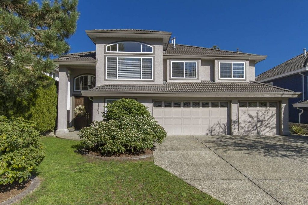 "Main Photo: 1461 HOCKADAY Street in Coquitlam: Hockaday House for sale in ""HOCKADAY"" : MLS®# R2055394"