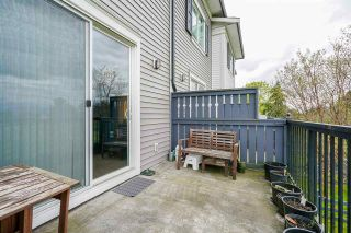 "Photo 22: 37 7348 192A Street in Surrey: Clayton Townhouse for sale in ""Knoll"" (Cloverdale)  : MLS®# R2573155"