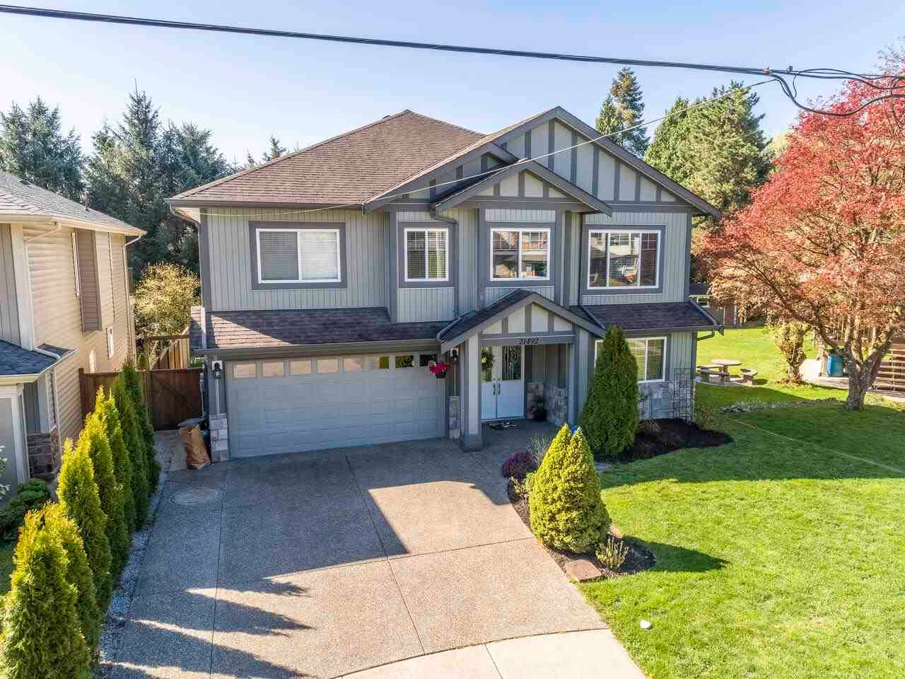 Main Photo: 21492 DONOVAN Avenue in Maple Ridge: West Central House for sale : MLS®# R2580208