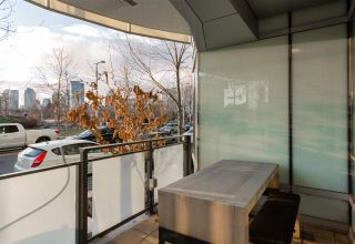 "Photo 11: 103 181 W 1ST Avenue in Vancouver: False Creek Condo for sale in ""THE BROOK"" (Vancouver West)  : MLS®# R2227937"