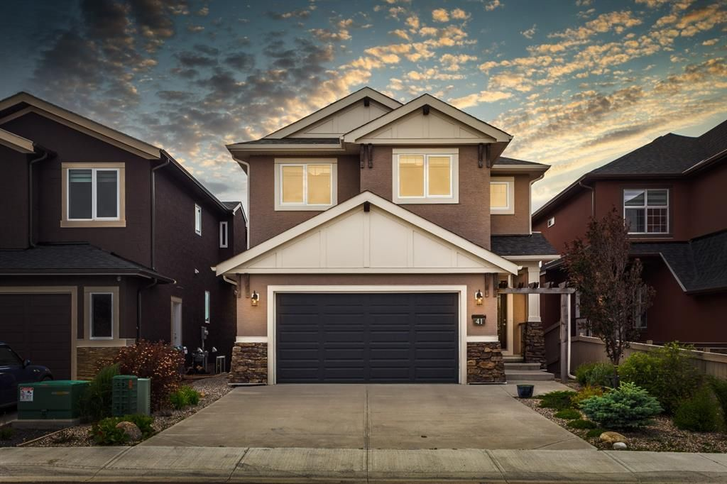 Main Photo: 41 EVANSVIEW Court NW in Calgary: Evanston Detached for sale : MLS®# A1011334