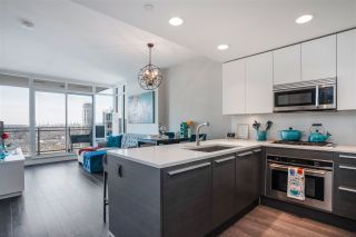 """Photo 13: 2601 2008 ROSSER Avenue in Burnaby: Brentwood Park Condo for sale in """"SOLO District Stratus"""" (Burnaby North)  : MLS®# R2542732"""