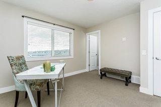 Photo 26: 1309 162 Street in Edmonton: Zone 56 House Half Duplex for sale : MLS®# E4260011