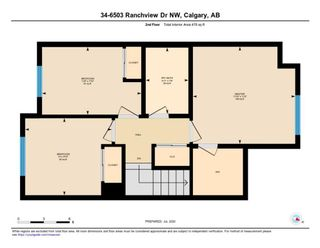 Photo 33: 34 6503 RANCHVIEW Drive NW in Calgary: Ranchlands Row/Townhouse for sale : MLS®# A1018661
