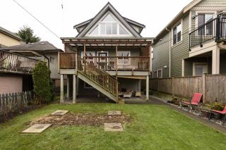 Photo 20: 125 E 22ND AVENUE in Vancouver: Main VW House for sale (Vancouver East)  : MLS®# R2436701