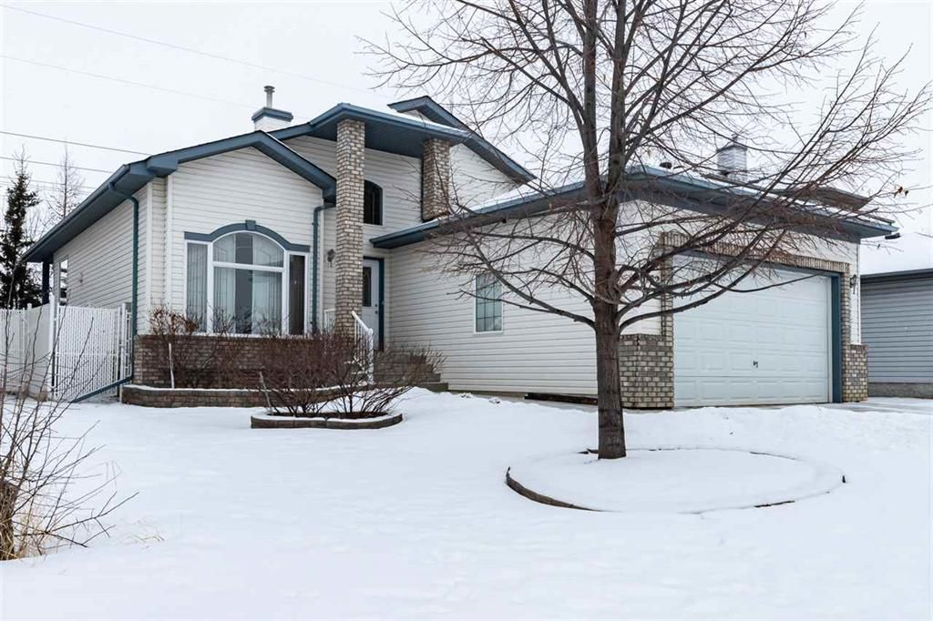 Main Photo: Belle Rive House for Sale - 8732 163 AV NW EDMONTON