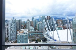"Photo 6: 3307 33 SMITHE Street in Vancouver: Yaletown Condo for sale in ""COOPERS LOOKOUT"" (Vancouver West)  : MLS®# R2212690"