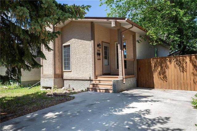 Main Photo: 246 Tufnell Drive in Winnipeg: River Park South Residential for sale (2F)  : MLS®# 1918544