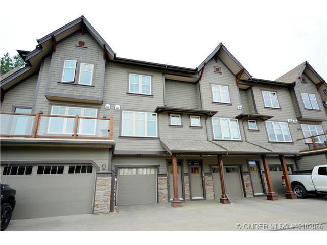 Main Photo: 31 333 Longspoon Drive in Vernon: Predator Ridge House for sale (North Okanagan)  : MLS®# 10102986