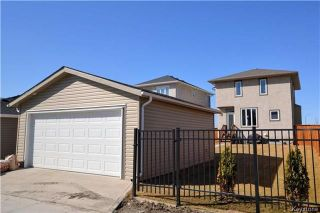 Photo 19: 18 Sablewood Road in Winnipeg: Bridgwater Lakes Residential for sale (1R)  : MLS®# 1809872