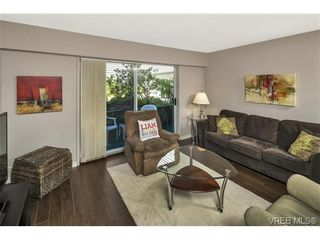 Photo 1: 112 1490 Garnet Rd in VICTORIA: SE Cedar Hill Condo for sale (Saanich East)  : MLS®# 739383