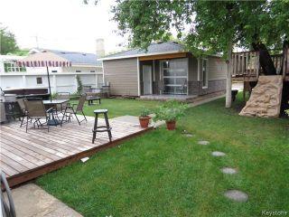 Photo 10: 370 Cabana Place in WINNIPEG: St Boniface Residential for sale (South East Winnipeg)  : MLS®# 1421943