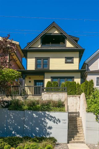 Photo 18: 729 UNION STREET in Vancouver: Mount Pleasant VE Townhouse for sale (Vancouver East)  : MLS®# R2265478