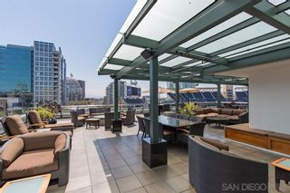 Photo 12: DOWNTOWN Condo for rent : 2 bedrooms : 325 7th Ave #806 in San Diego