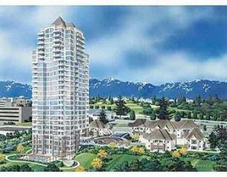 """Photo 1: 901 4132 HALIFAX Street in Burnaby: Central BN Condo for sale in """"MARQUIS GRANDE"""" (Burnaby North)  : MLS®# V529204"""
