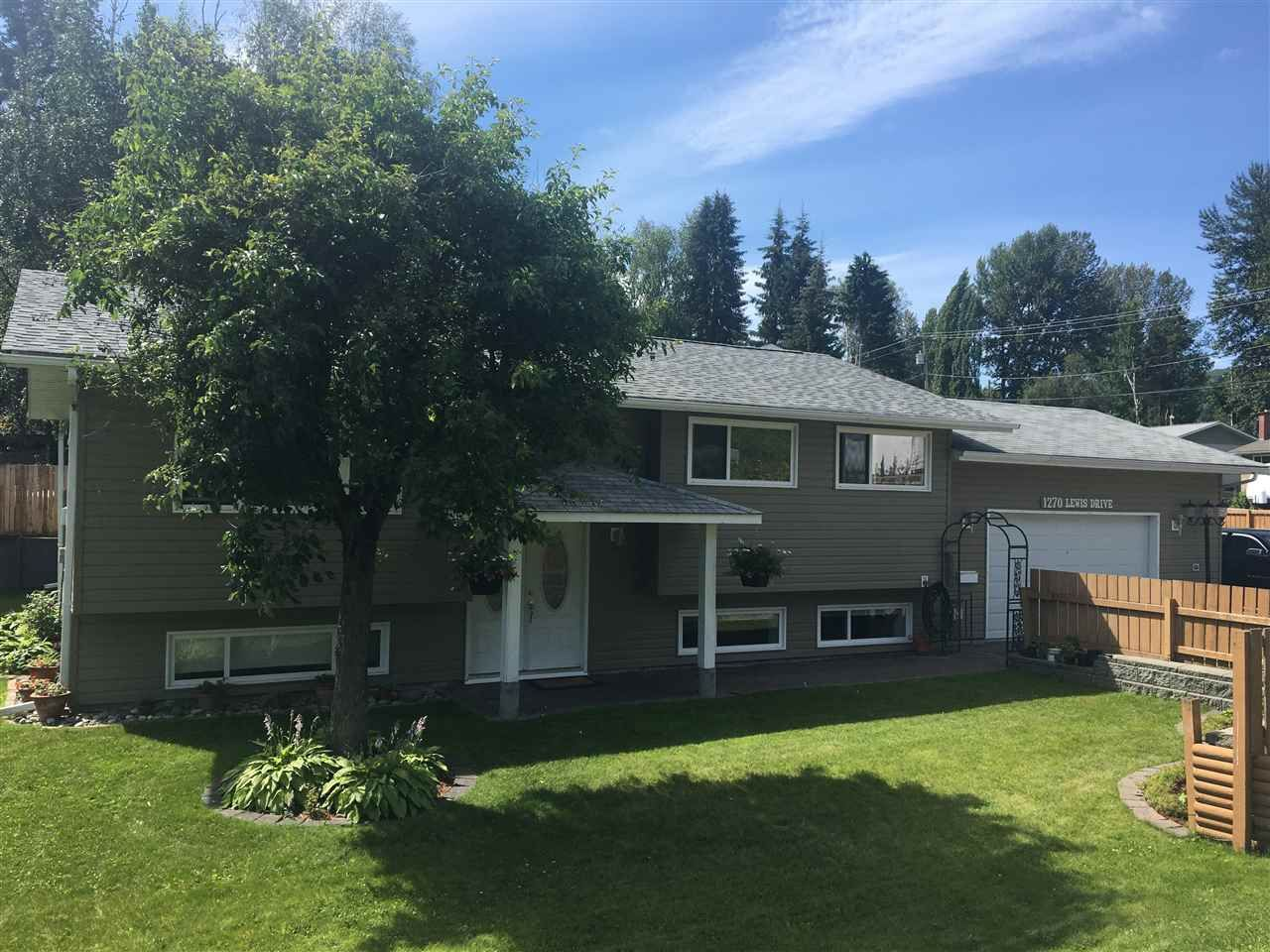 Photo 2: Photos: 1270 LEWIS Drive in Quesnel: Quesnel - Town House for sale (Quesnel (Zone 28))  : MLS®# R2478328