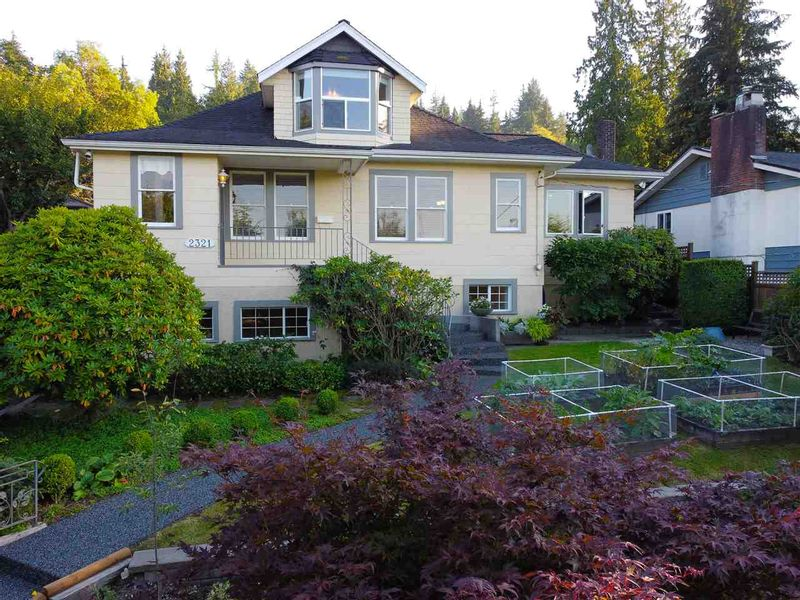 FEATURED LISTING: 2321 ST GEORGE Street Port Moody