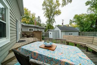 Photo 34: 154 CAMPBELL Street in Winnipeg: River Heights North Residential for sale (1C)  : MLS®# 202122848