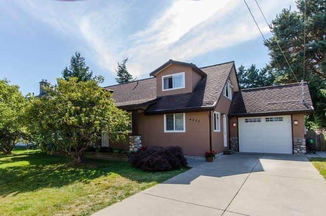 Main Photo: 4533 46B Street in Ladner: Ladner Elementary House for sale : MLS®# V1132021
